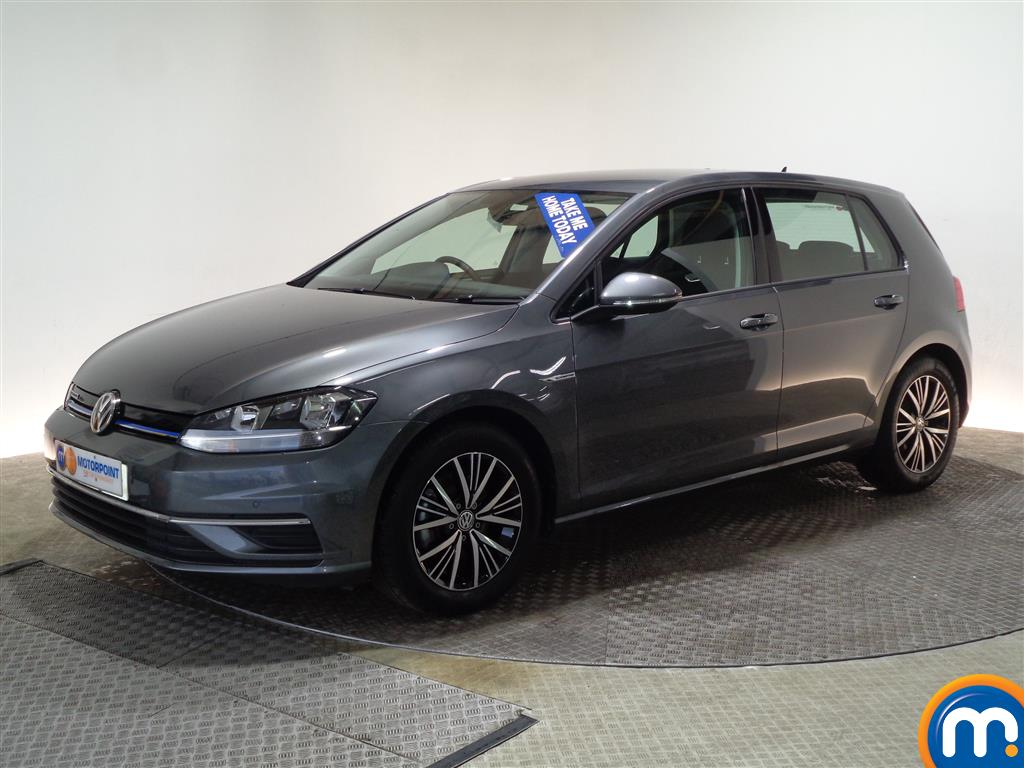 Volkswagen Golf SE - Stock Number (990111) - Passenger side front corner
