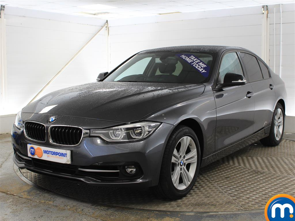 BMW 3 Series Sport - Stock Number (998867) - Passenger side front corner