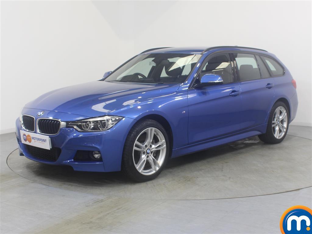 BMW 3 Series M Sport - Stock Number (999667) - Passenger side front corner