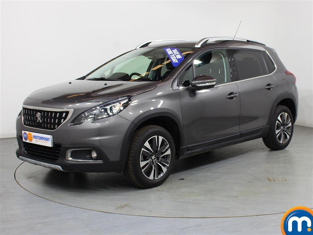 Peugeot 2008 Allure - Stock Number (995918) - Passenger side front corner