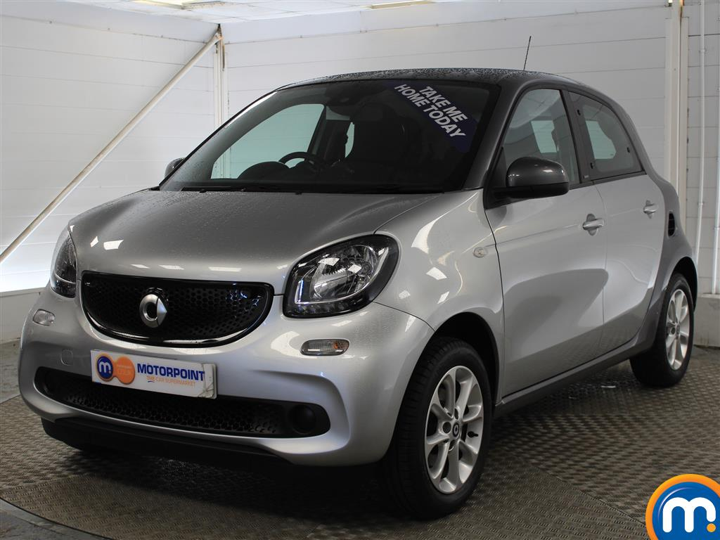 Smart Forfour Hatchback Passion Manual Petrol Hatchback - Stock Number (995832) - Passenger side front corner