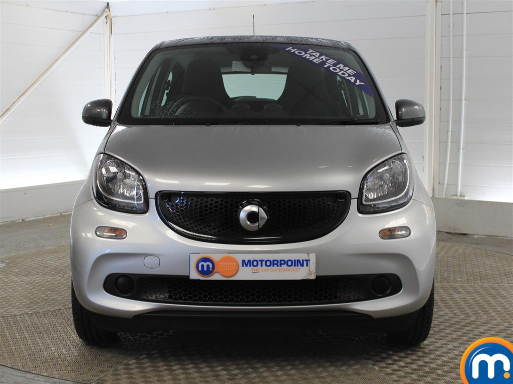 Smart Forfour Hatchback Passion Manual Petrol Hatchback - Stock Number (995832) - Front bumper