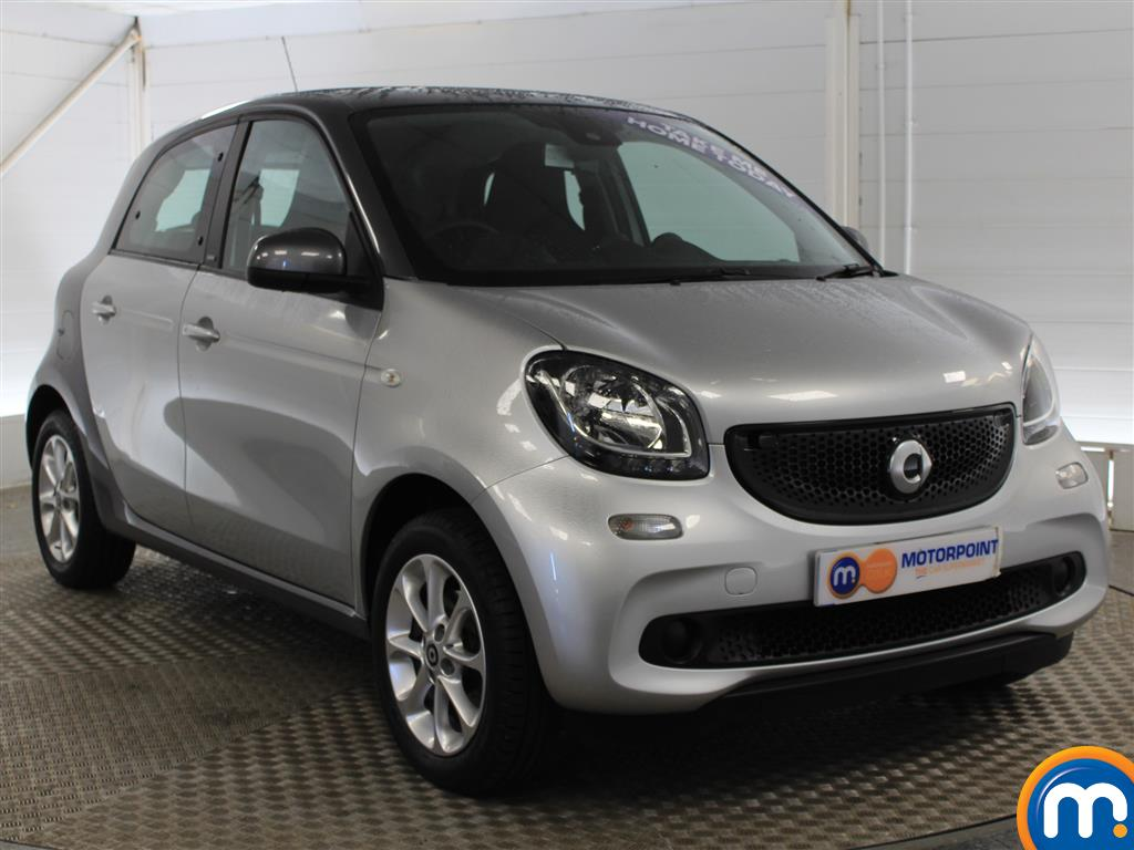 Smart Forfour Hatchback Passion Manual Petrol Hatchback - Stock Number (995832) - Drivers side front corner