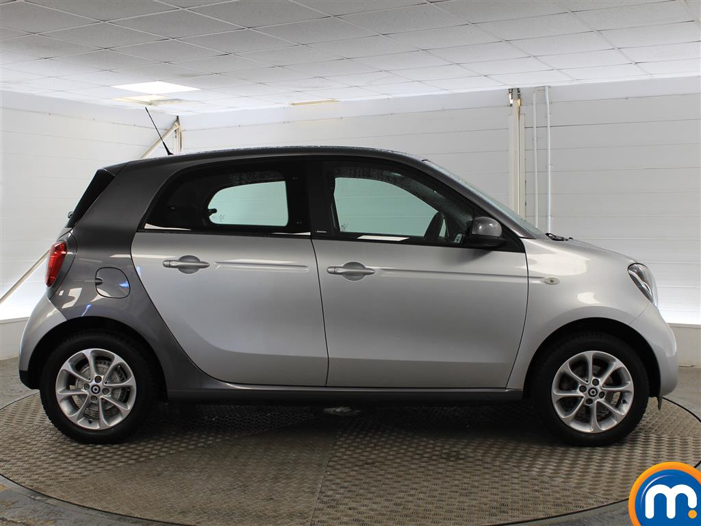 Smart Forfour Hatchback Passion Manual Petrol Hatchback - Stock Number (995832) - Drivers side