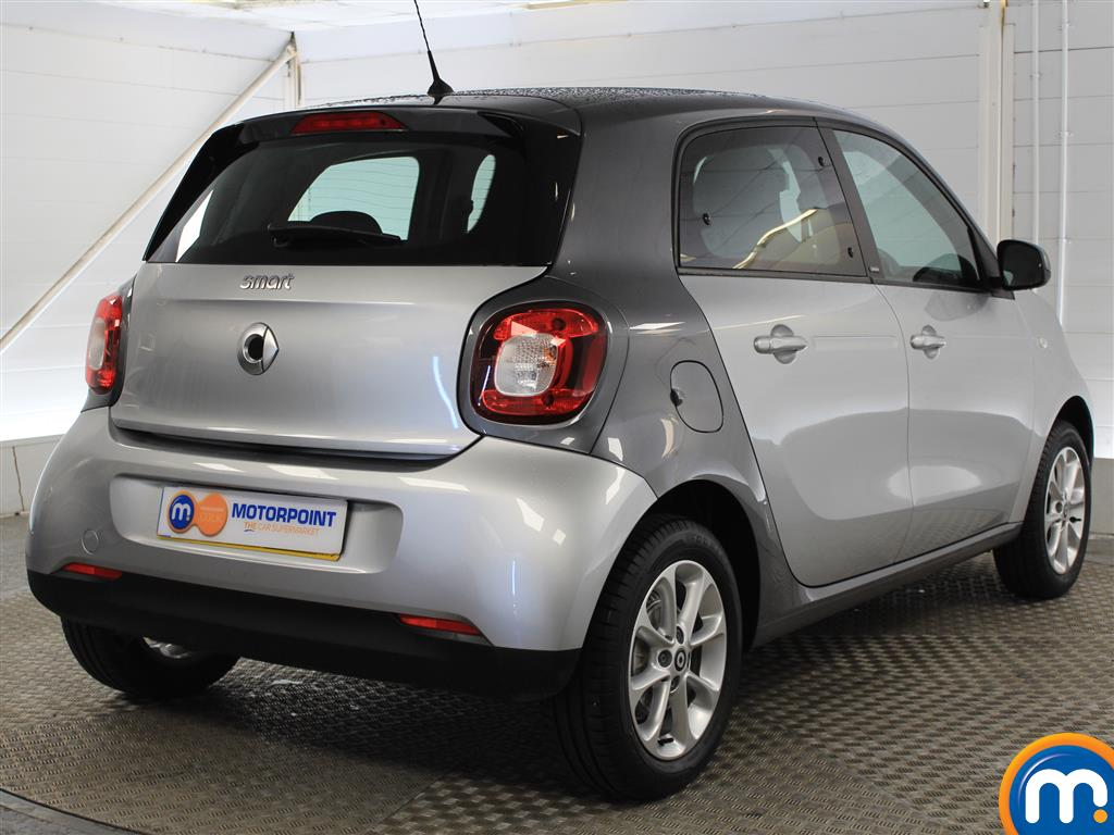 Smart Forfour Hatchback Passion Manual Petrol Hatchback - Stock Number (995832) - Drivers side rear corner