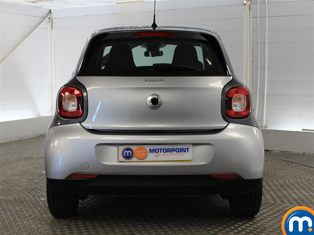 Smart Forfour Hatchback Passion Manual Petrol Hatchback - Stock Number (995832) - Rear bumper