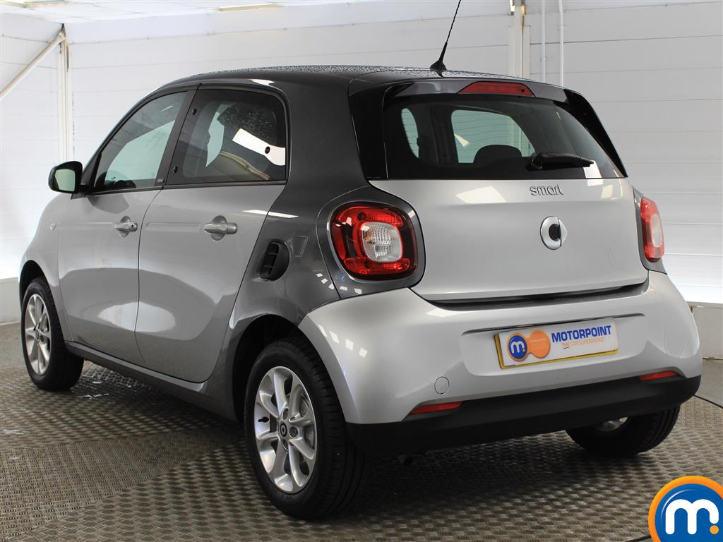 Smart Forfour Hatchback Passion Manual Petrol Hatchback - Stock Number (995832) - Passenger side rear corner