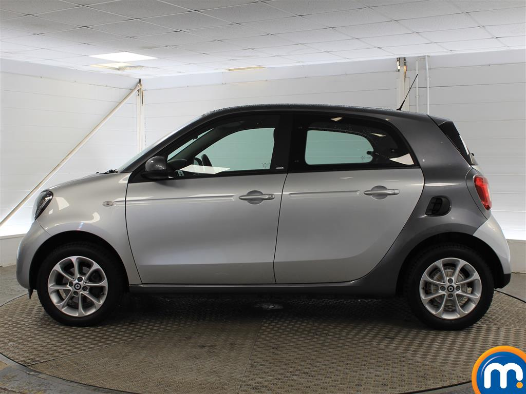 Smart Forfour Hatchback Passion Manual Petrol Hatchback - Stock Number (995832) - Passenger side