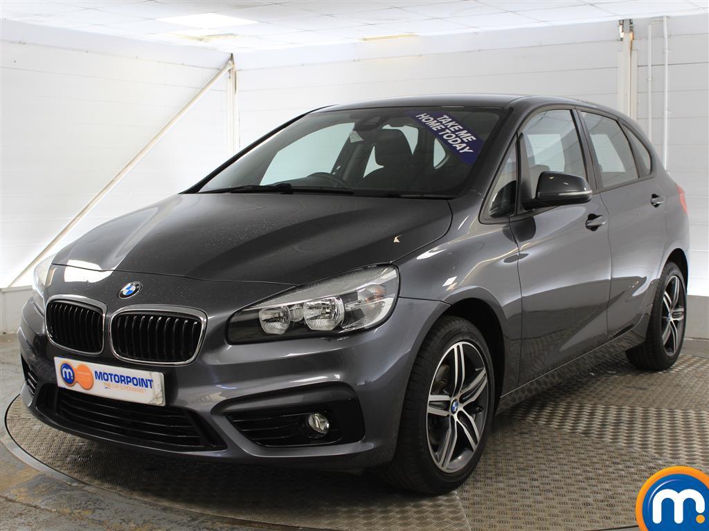 BMW 2 Series Sport - Stock Number (985780) - Passenger side front corner