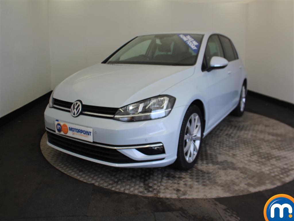 Volkswagen Golf GT - Stock Number (994847) - Passenger side front corner