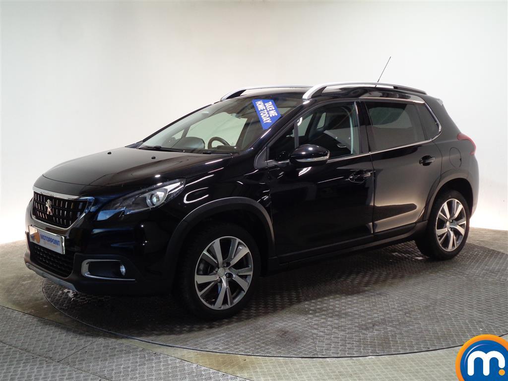 Peugeot 2008 Allure - Stock Number (993389) - Passenger side front corner