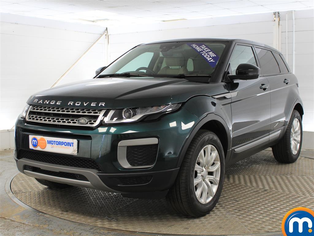 Land Rover Range Rover Evoque SE - Stock Number (995603) - Passenger side front corner