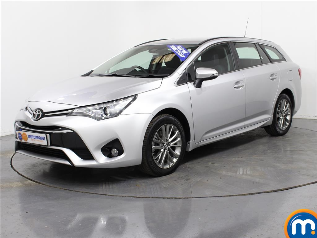 Toyota Avensis Business Edition - Stock Number (993290) - Passenger side front corner