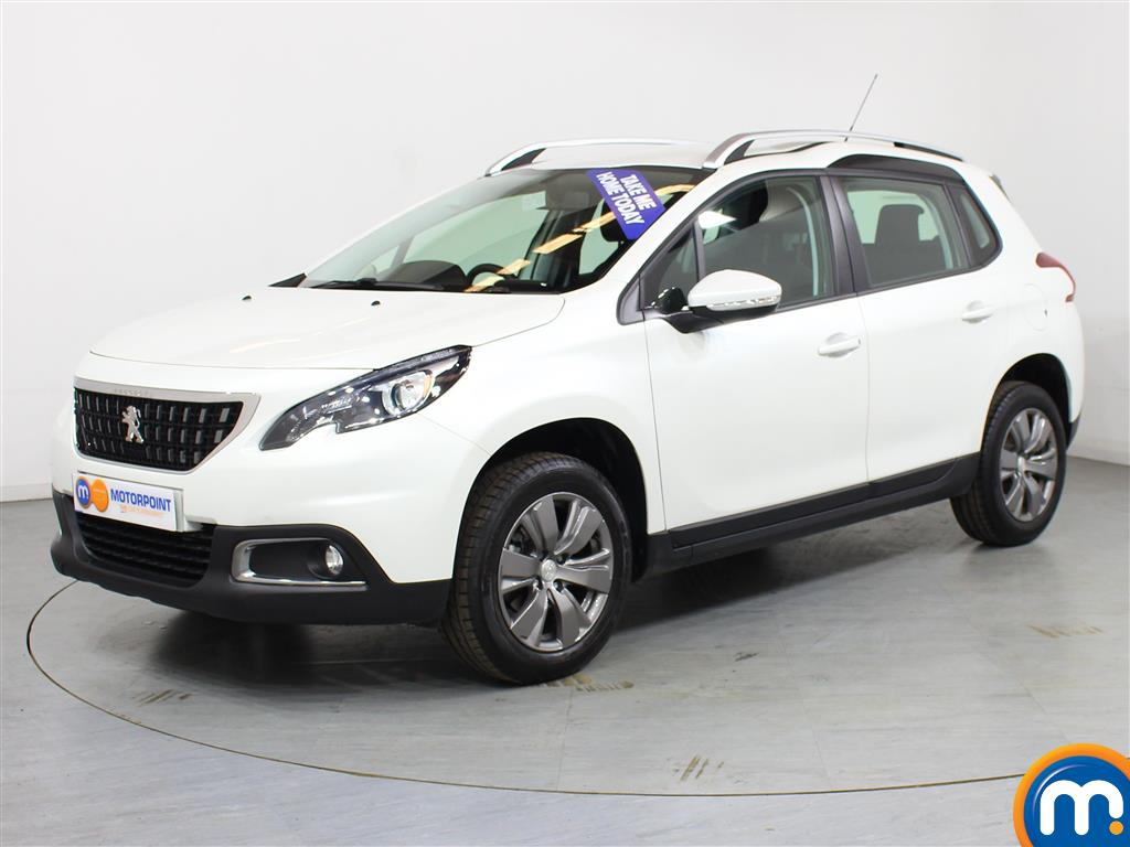 Peugeot 2008 Active - Stock Number (995908) - Passenger side front corner
