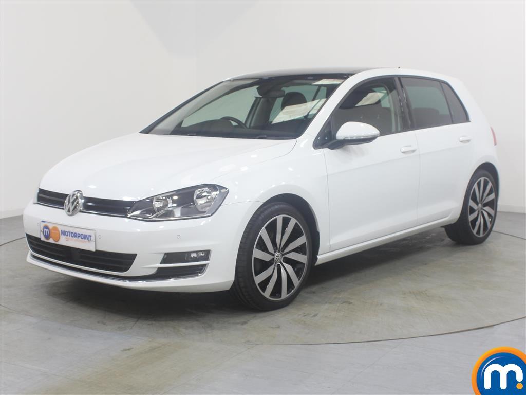 Volkswagen Golf GT Edition - Stock Number (993908) - Passenger side front corner