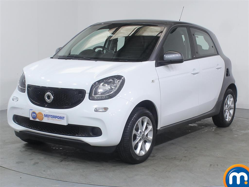 Smart Forfour Hatchback Passion - Stock Number (995858) - Passenger side front corner