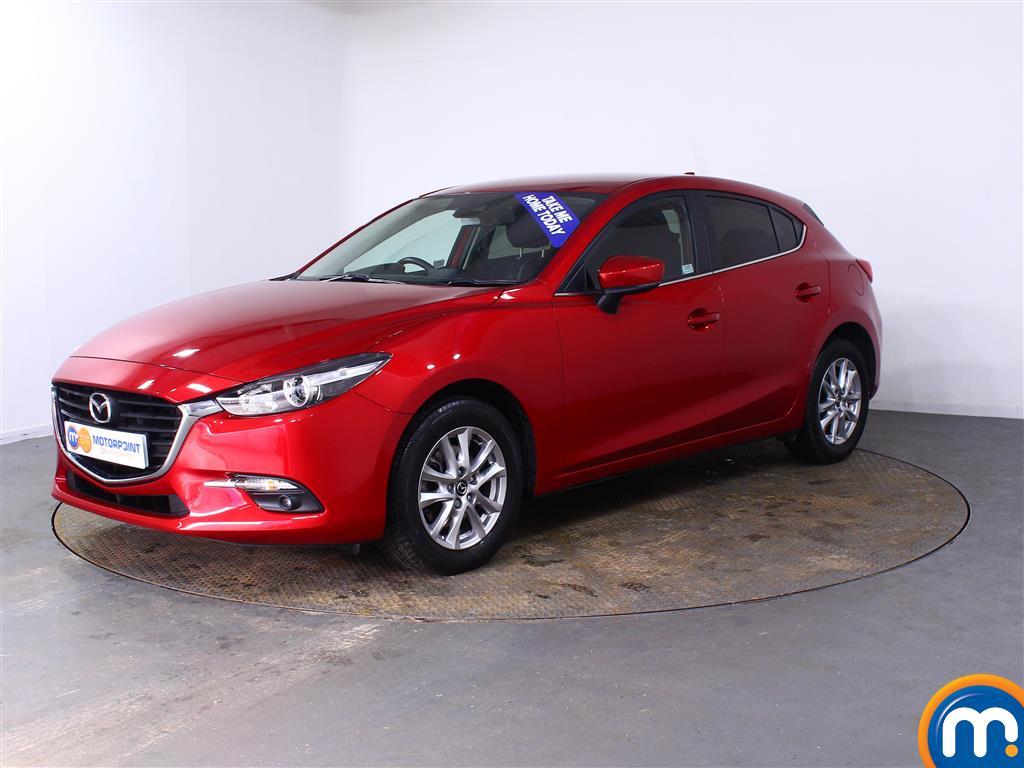 Mazda 3 SE-L Nav - Stock Number (1000718) - Passenger side front corner