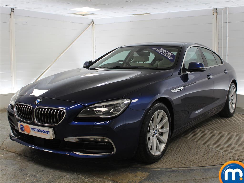 BMW 6 Series SE - Stock Number (994317) - Passenger side front corner