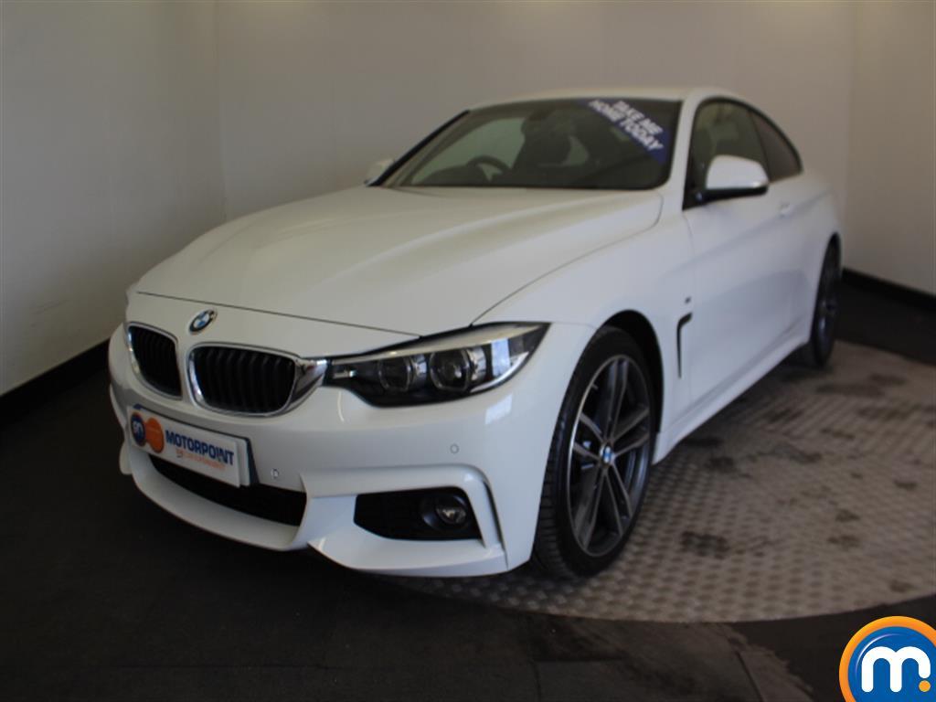 BMW 4 Series M Sport - Stock Number (992233) - Passenger side front corner