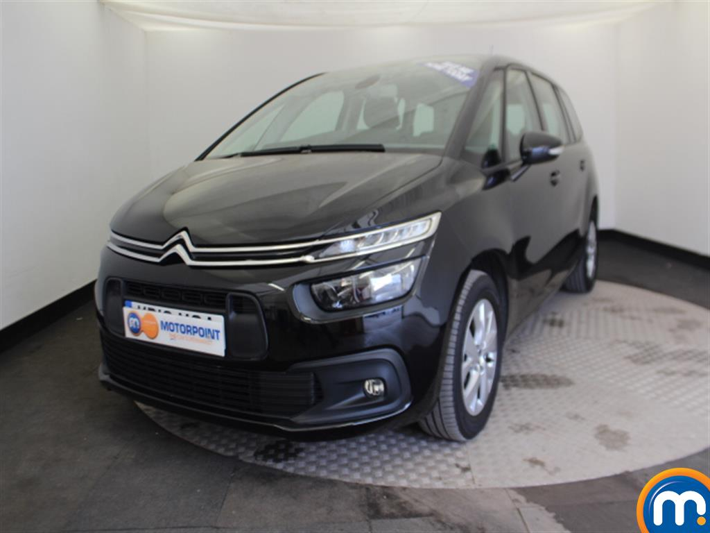 Citroen Grand C4 Picasso Touch Edition - Stock Number (991062) - Passenger side front corner