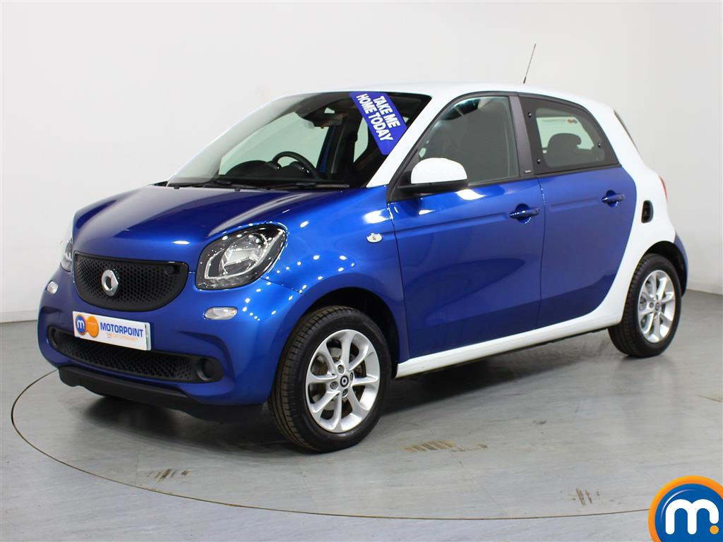 Smart Forfour Hatchback Passion - Stock Number (994974) - Passenger side front corner