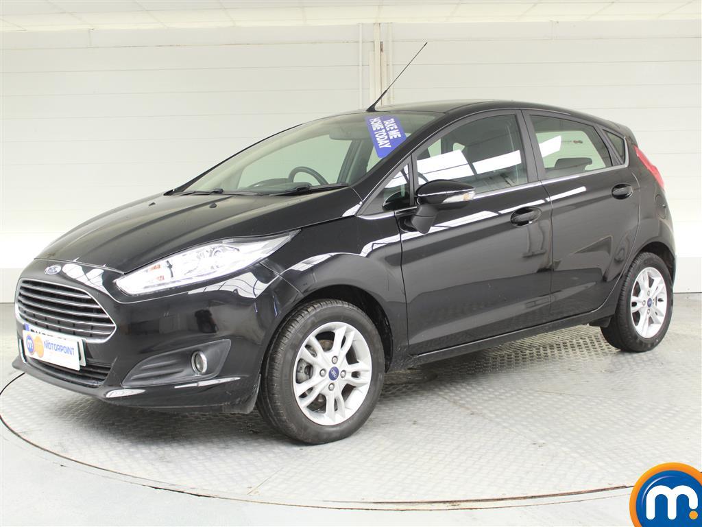 Ford Fiesta Zetec - Stock Number (998114) - Passenger side front corner