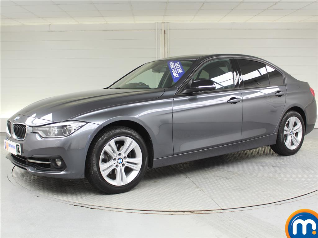 BMW 3 Series Sport - Stock Number (998954) - Passenger side front corner