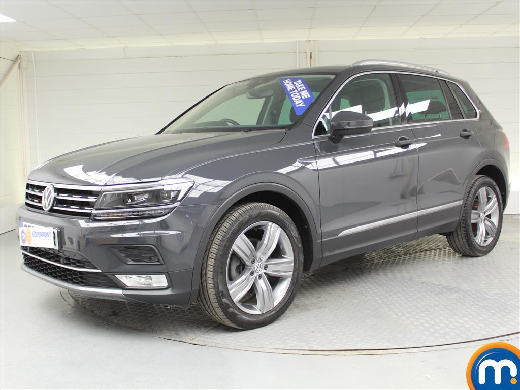Volkswagen Tiguan SEL - Stock Number (997077) - Passenger side front corner