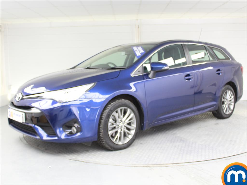 Toyota Avensis Business Edition - Stock Number (993286) - Passenger side front corner