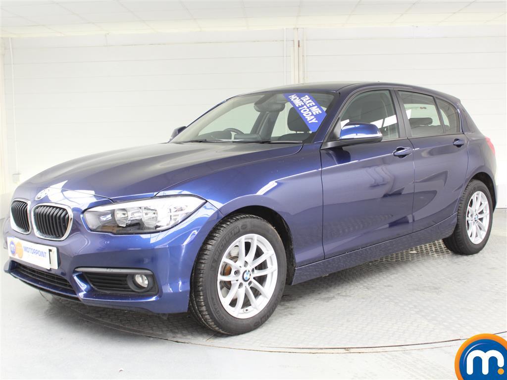 BMW 1 Series SE - Stock Number (991675) - Passenger side front corner