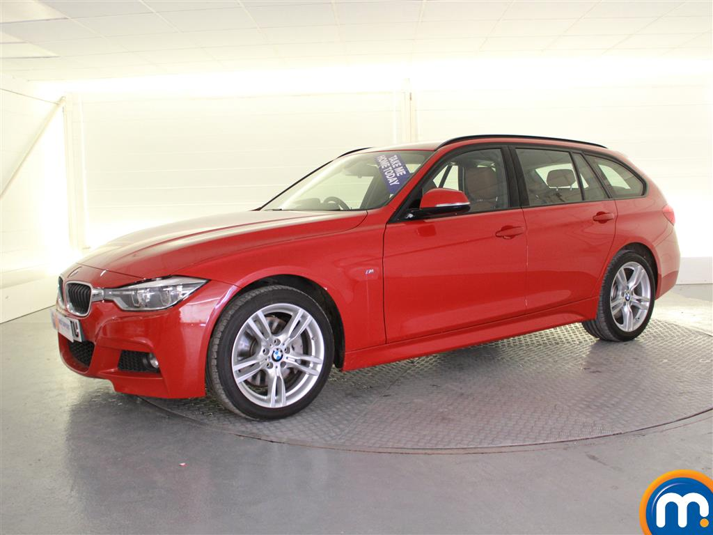 BMW 3 Series M Sport - Stock Number (998491) - Passenger side front corner
