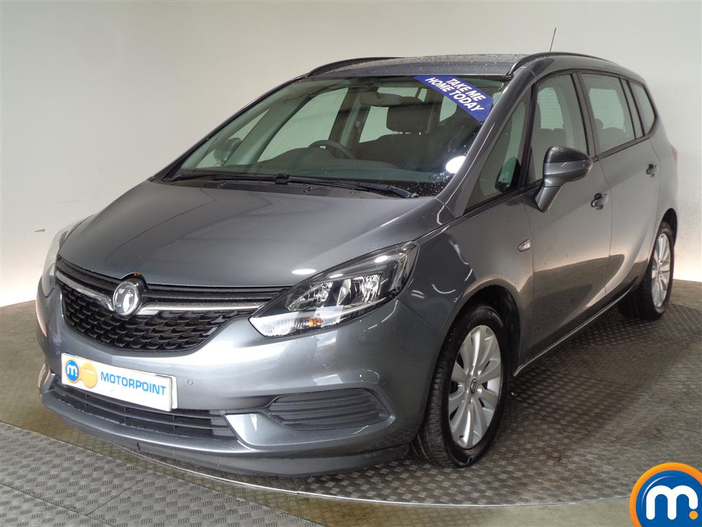 Vauxhall Zafira Design - Stock Number (995553) - Passenger side front corner