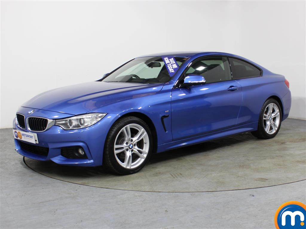 BMW 4 Series M Sport - Stock Number (994996) - Passenger side front corner