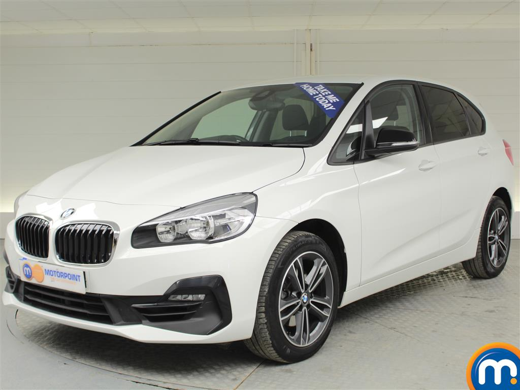 BMW 2 Series Sport - Stock Number (995800) - Passenger side front corner