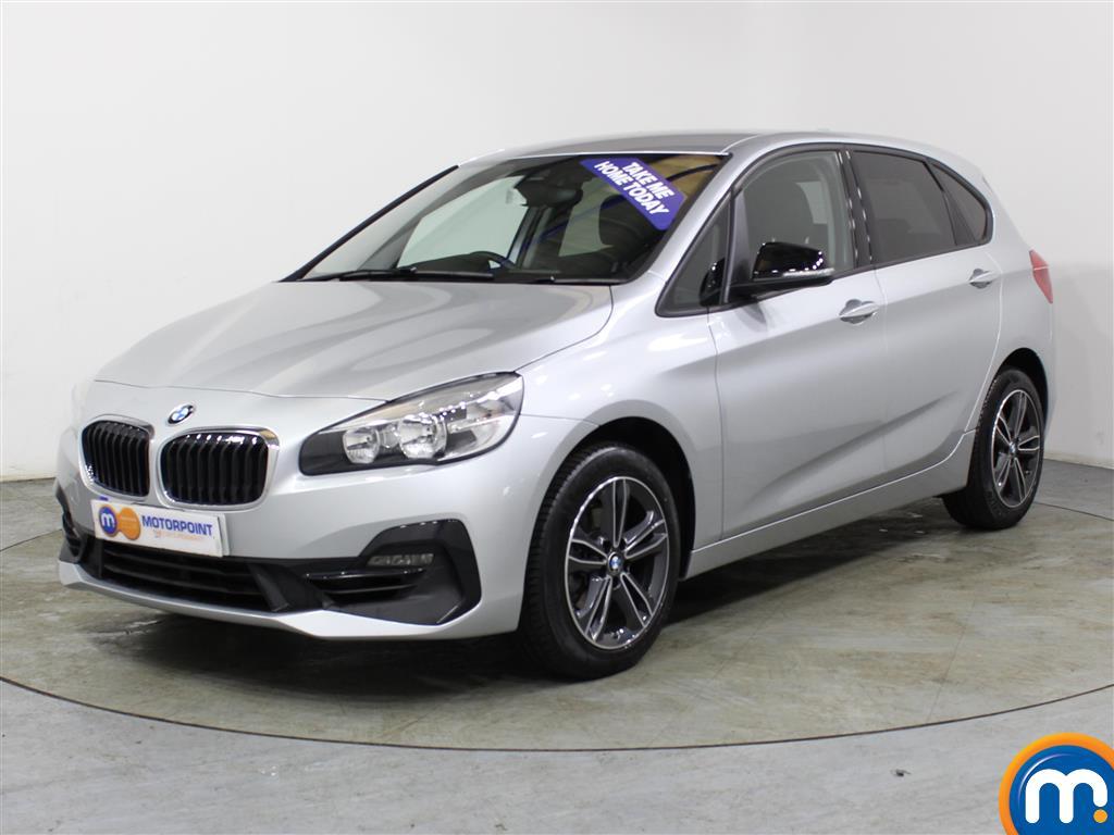 BMW 2 Series Sport - Stock Number (995795) - Passenger side front corner