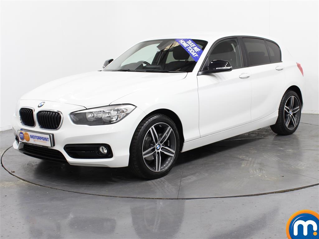 BMW 1 Series Sport - Stock Number (994671) - Passenger side front corner