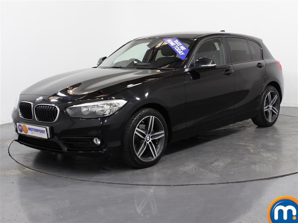 BMW 1 Series Sport - Stock Number (998245) - Passenger side front corner