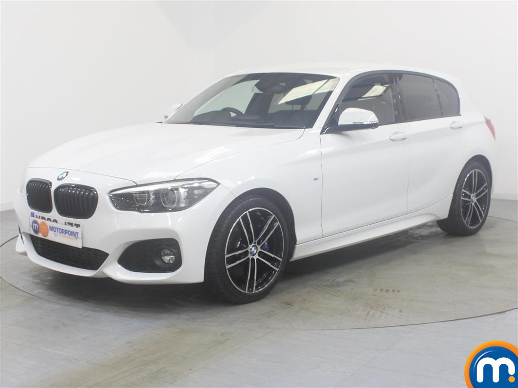 BMW 1 Series M Sport Shadow Edition - Stock Number (997361) - Passenger side front corner