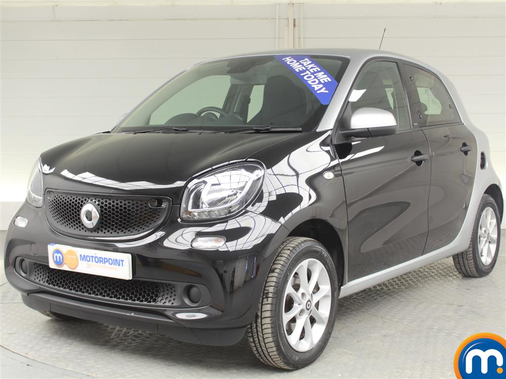 Smart Forfour Hatchback Passion - Stock Number (995924) - Passenger side front corner