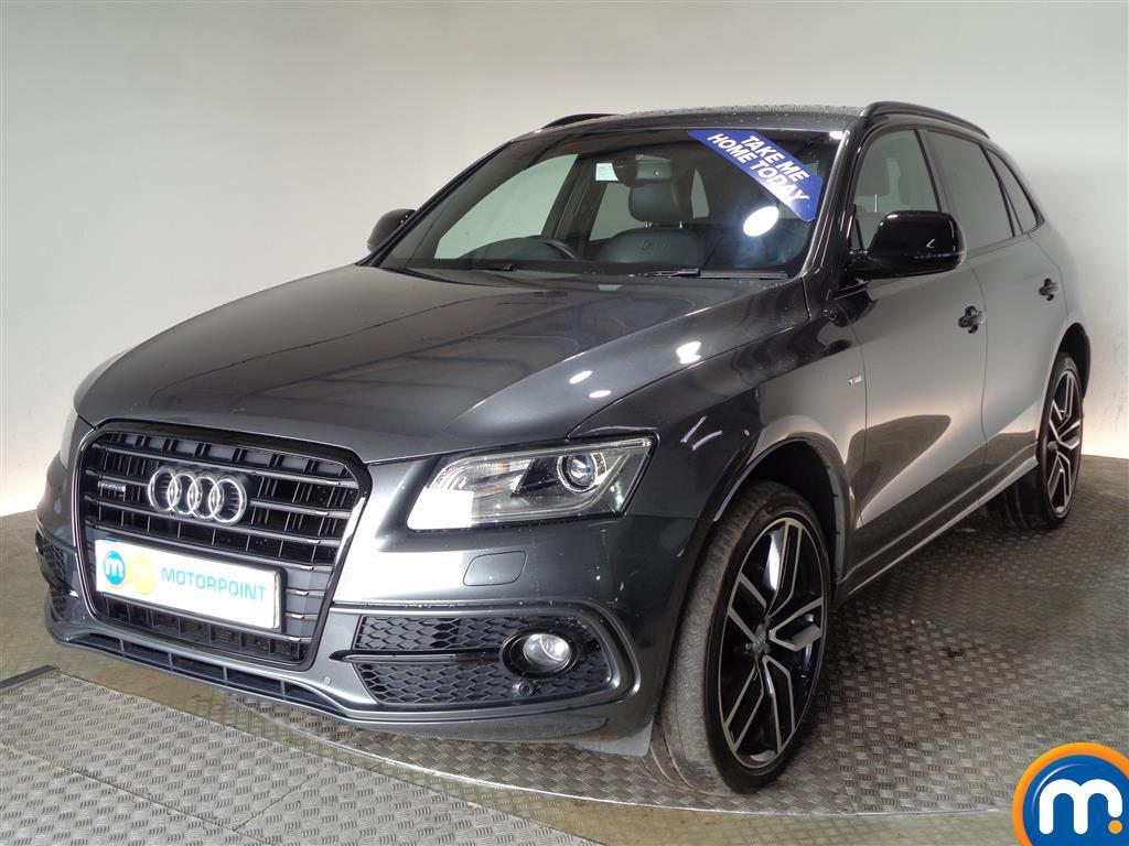 Audi Q5 S Line Plus - Stock Number (991924) - Passenger side front corner