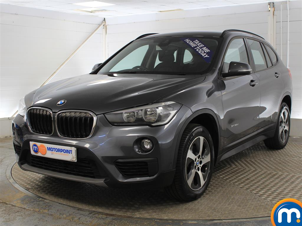 BMW X1 SE - Stock Number (1000713) - Passenger side front corner
