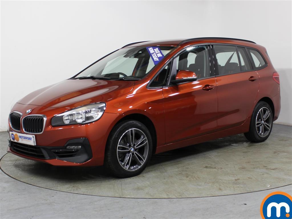BMW 2 Series Sport - Stock Number (993444) - Passenger side front corner