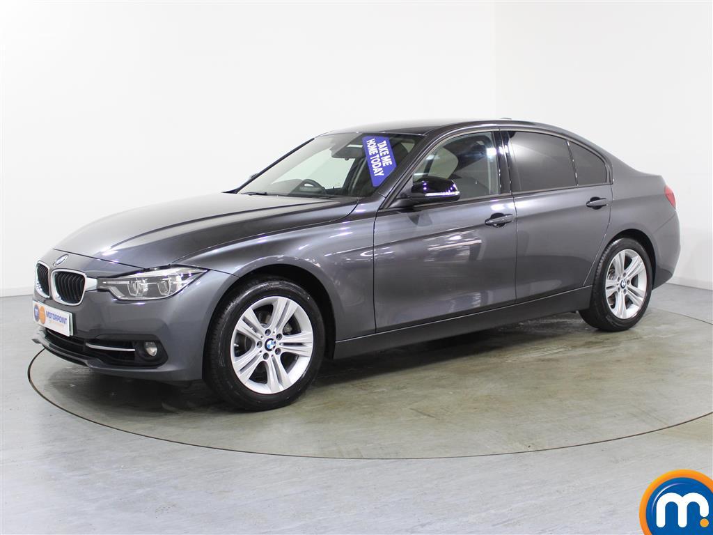BMW 3 Series Sport - Stock Number (998938) - Passenger side front corner