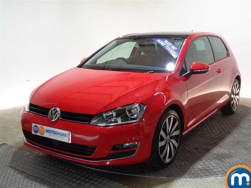 Volkswagen Golf GT Edition - Stock Number (999623) - Passenger side front corner