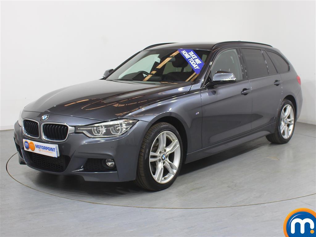 BMW 3 Series M Sport - Stock Number (998191) - Passenger side front corner