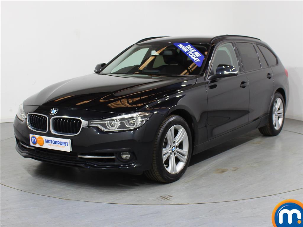 BMW 3 Series Sport - Stock Number (995766) - Passenger side front corner