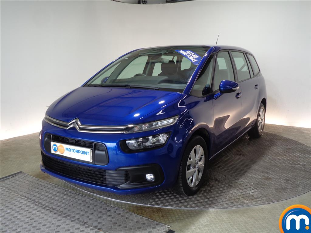 Citroen Grand C4 Picasso Touch Edition - Stock Number (993159) - Passenger side front corner