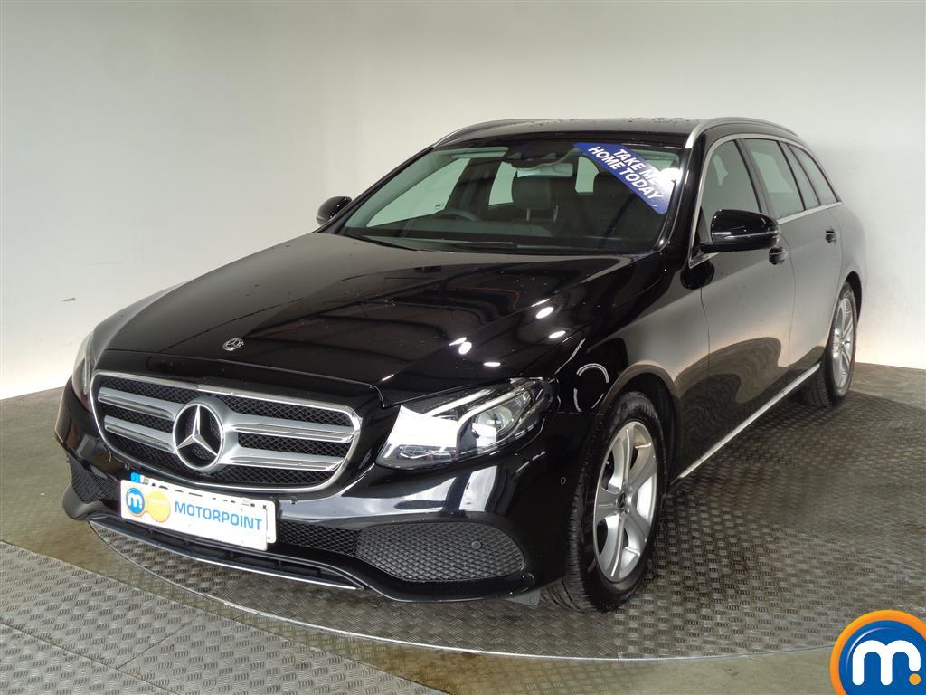 Mercedes-Benz E Class SE - Stock Number (997643) - Passenger side front corner
