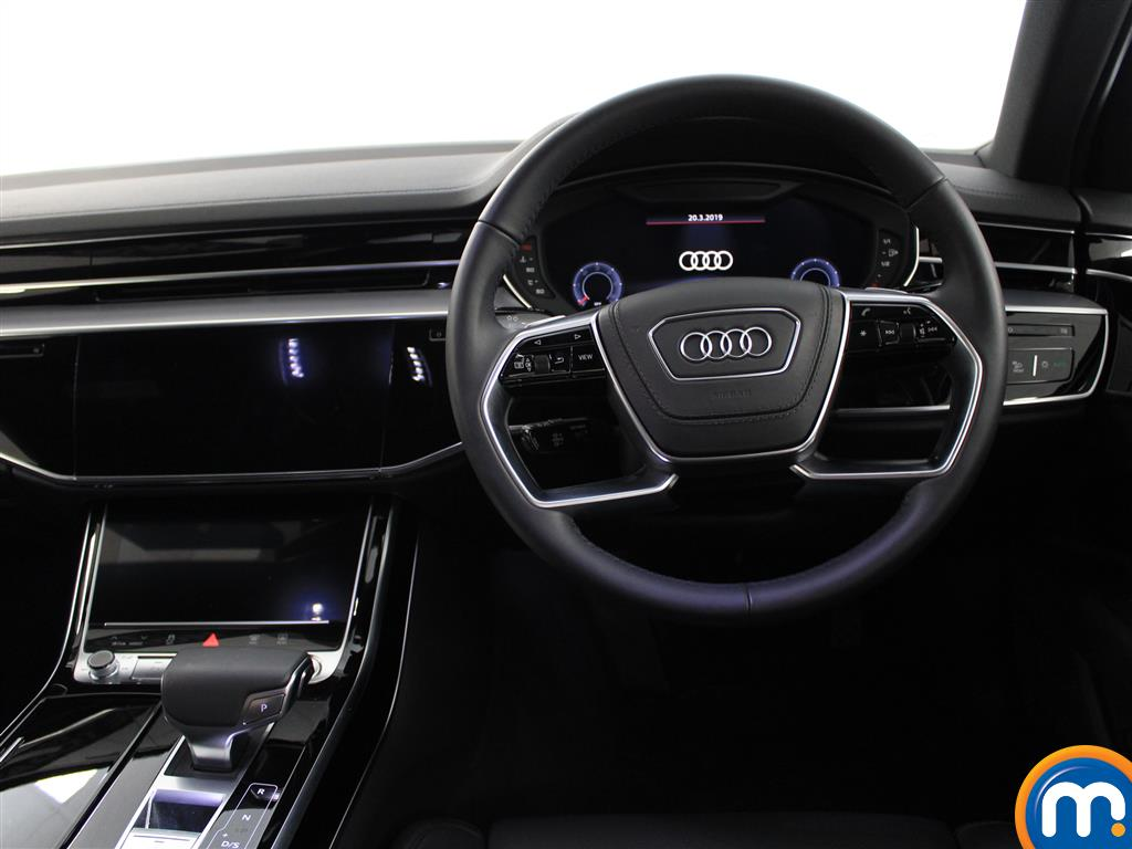 Audi A8 S Line Automatic Diesel Saloon - Stock Number (999307) - 3rd supplementary image