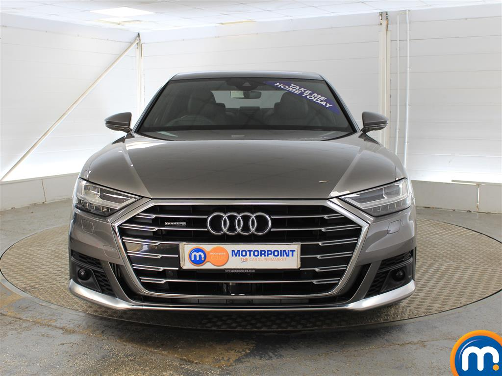 Audi A8 S Line Automatic Diesel Saloon - Stock Number (999307) - Front bumper